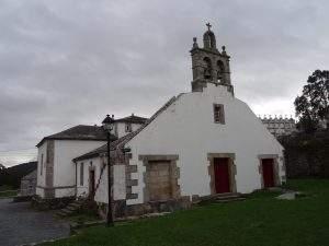 parroquia de santa maria cervo