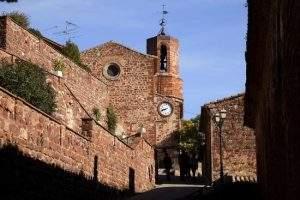 Parroquia de Santa Maria (Corbera de Llobregat)