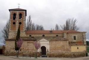 parroquia de santa maria corcos del valle