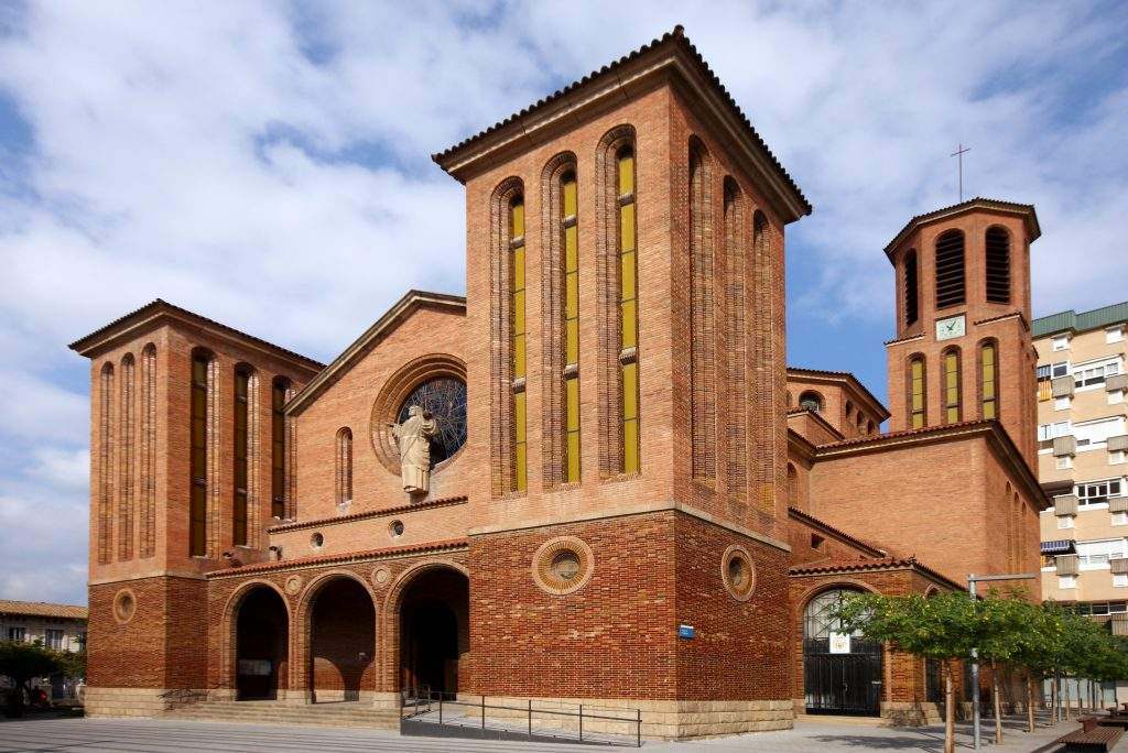 parroquia de santa maria cornella de llobregat