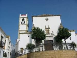 parroquia de santa maria coronada san roque
