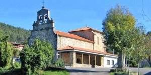 parroquia de santa maria corvera de asturias