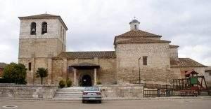 parroquia de santa maria cubillas de santa marta