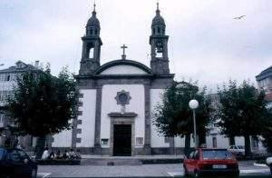 parroquia de santa maria da xunqueira cee 1