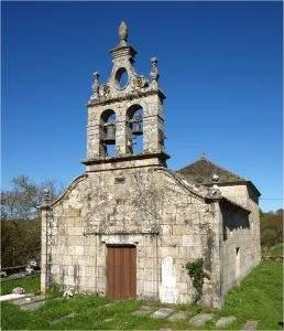 parroquia de santa maria de arada monterroso