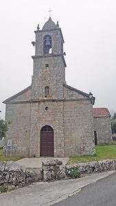 Parroquia de Santa María de Ardán (Marín)