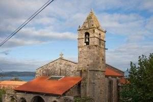 parroquia de santa maria de areas areas