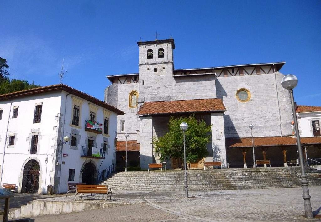 parroquia de santa maria de axpe busturia