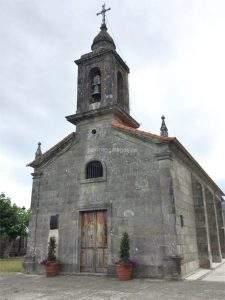 Parroquia de Santa María de Baredo (Baiona)