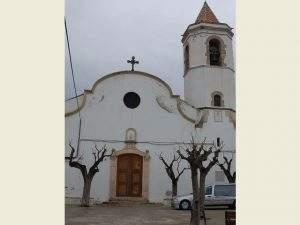 parroquia de santa maria de bellver guardiola de font rubi