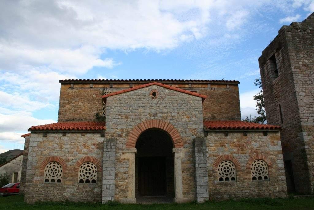 parroquia de santa maria de bendones oviedo
