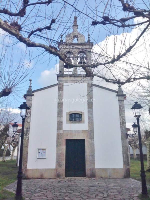parroquia de santa maria de bertoa carballo