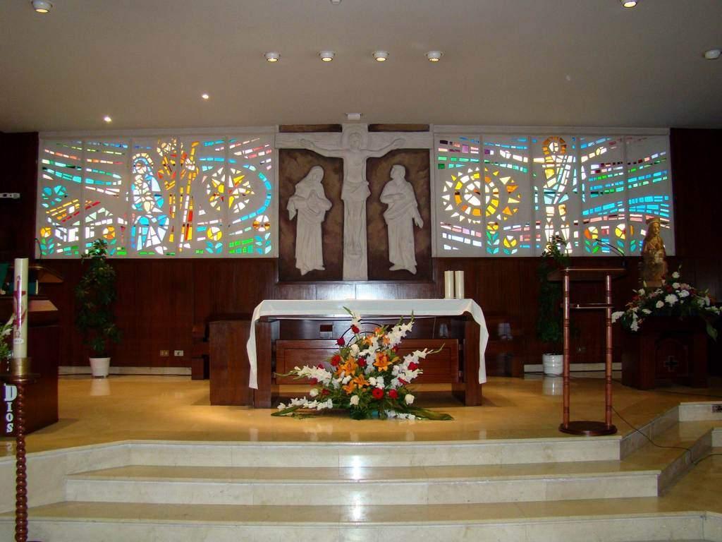 parroquia de santa maria de birjinetxe bilbao