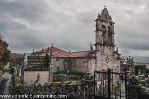 parroquia de santa maria de boveda vilar de barrio