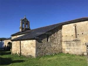 parroquia de santa maria de brion brion