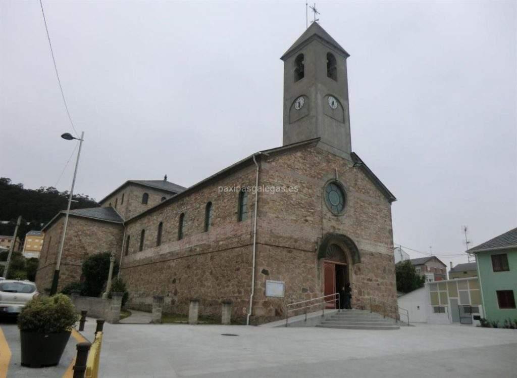 parroquia de santa maria de burela burela