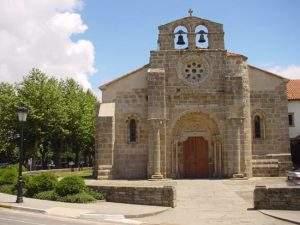 parroquia de santa maria de cambre cambre