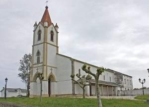 Parroquia de Santa María de Campos y Salave (Tapia de Casariego)
