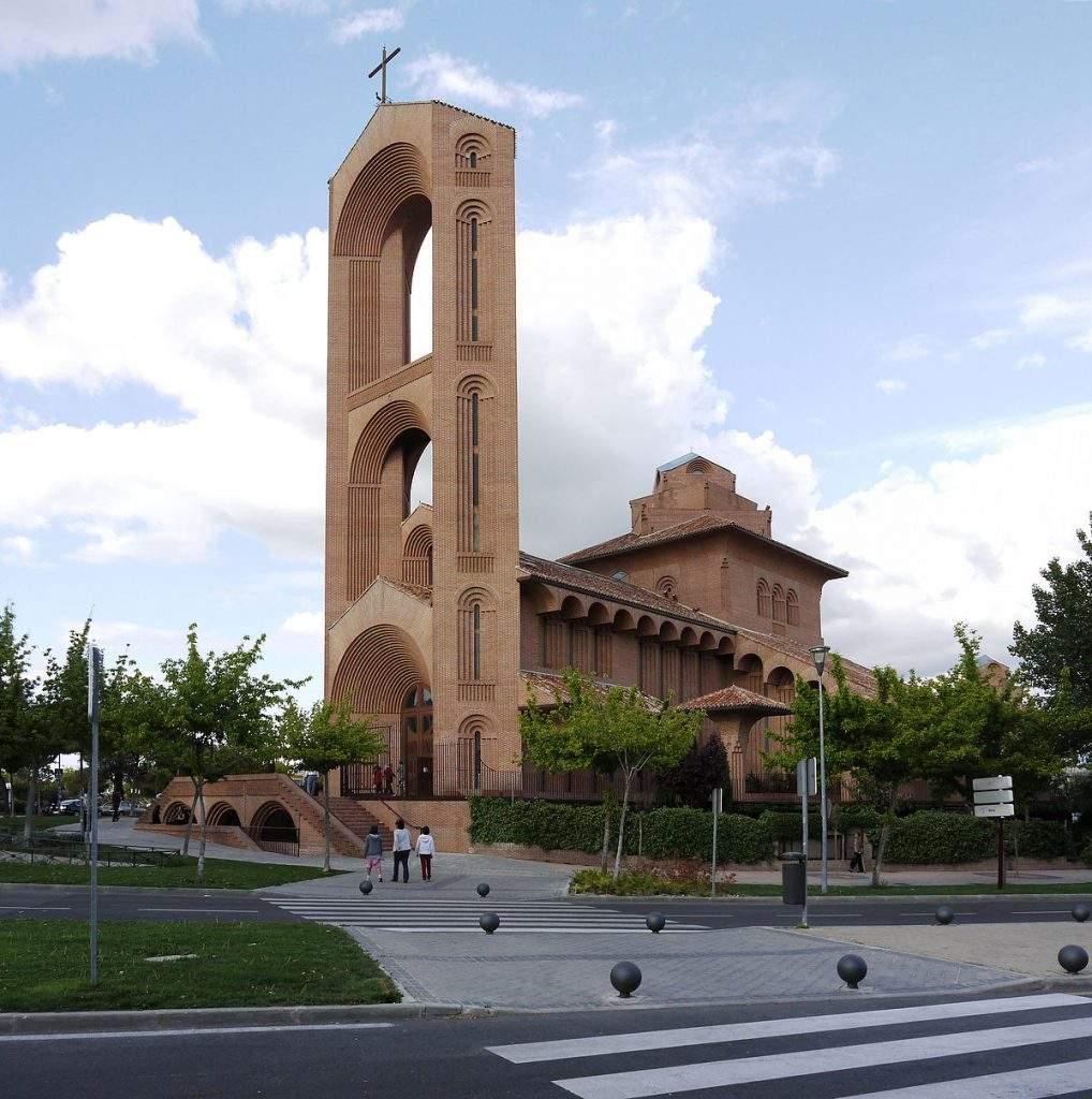 parroquia de santa maria de cana pozuelo de alarcon