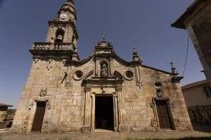 Parroquia de Santa María de Cartelle (Cartelle)