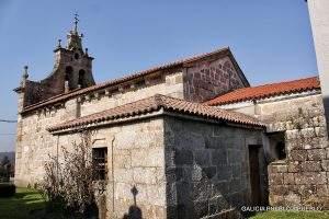 Parroquia de Santa María de Celas (Culleredo)