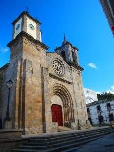 Parroquia de Santa María de Chavín (Viveiro)