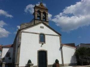 Parroquia de Santa María de Corrubedo (Ribeira)