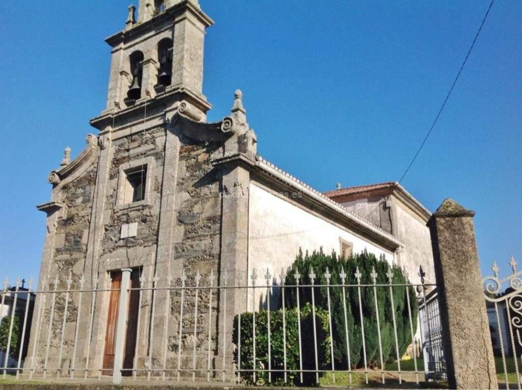 parroquia de santa maria de cortinan cortinan