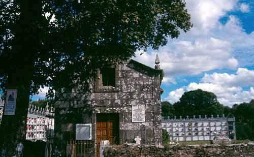 parroquia de santa maria de cumbraos betanzos