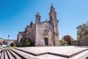 parroquia de santa maria de cuntis cuntis 1