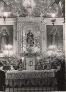parroquia de santa maria de gracia montalban de cordoba