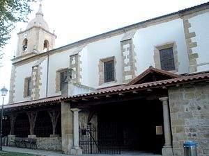 Parroquia de Santa María de Guecho (Getxo)