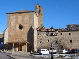 Parroquia de Santa María de Jesús (Ávila)