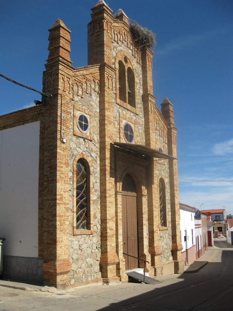parroquia de santa maria de jesus el campillo