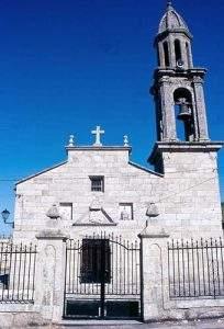 parroquia de santa maria de jobre a pobra do caraminal 1