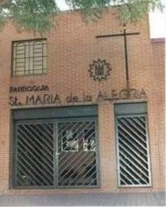 Parroquia de Santa María de la Alegría (Móstoles)