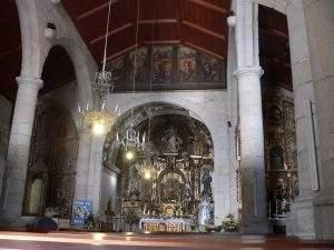 parroquia de santa maria de la asuncion a guarda