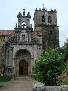 parroquia de santa maria de la asuncion la carcoba miera