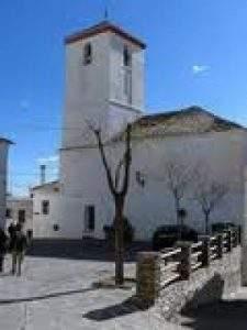 parroquia de santa maria de la cabeza capileira