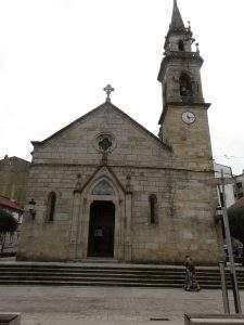 parroquia de santa maria de la concepcion o porrino