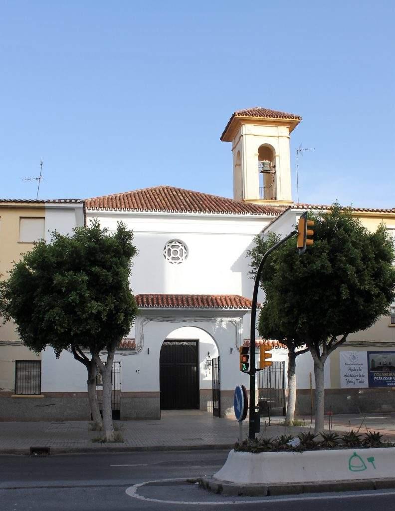 parroquia de santa maria de la encarnacion ave maria malaga