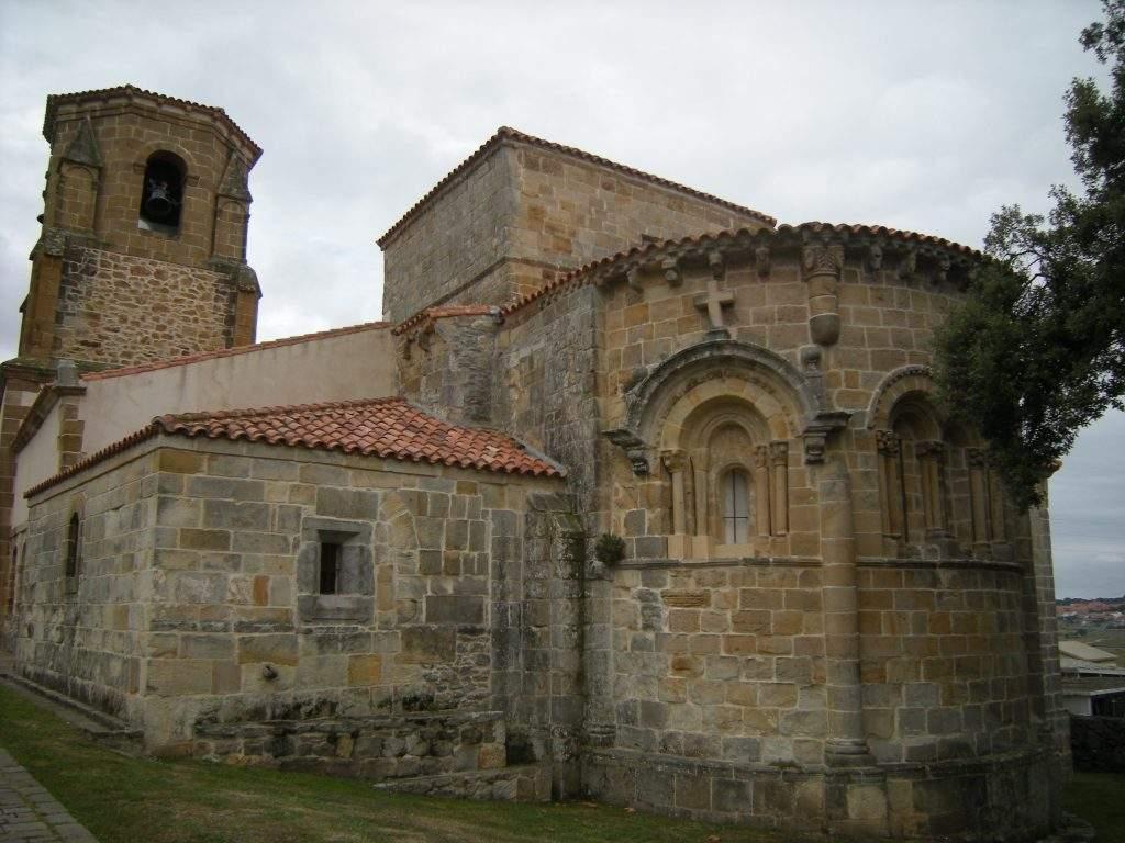 parroquia de santa maria de la encina santander
