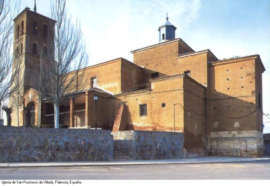 parroquia de santa maria de la era villada
