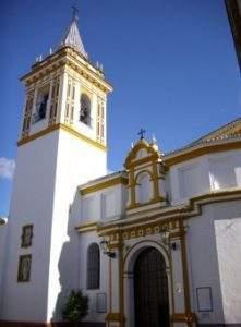 parroquia de santa maria de la estrella coria del rio