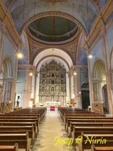 Parroquia de Santa Maria de La Geltrú (Vilanova i La Geltrú)
