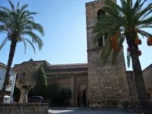 Parroquia de Santa María de la Granada (Niebla)