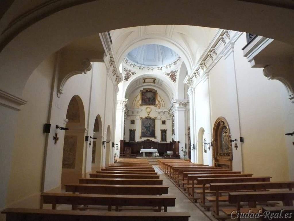 parroquia de santa maria de la merced ciudad real