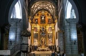 parroquia de santa maria de la oliva lebrija