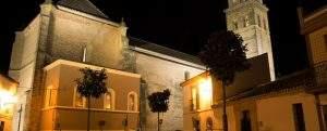 parroquia de santa maria de la oliva salteras
