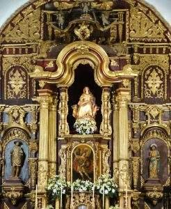 Parroquia de Santa María de la Plaza (Fregenal de la Sierra)
